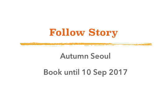 goshiwon Follow Story for Autumn [closed]